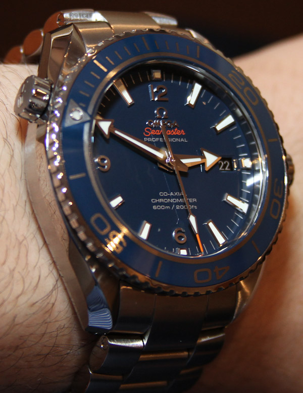 omega planet ocean 2011 precio