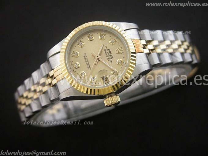 Reloj rolex de mujer original